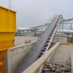 conveyor system belt conveyor