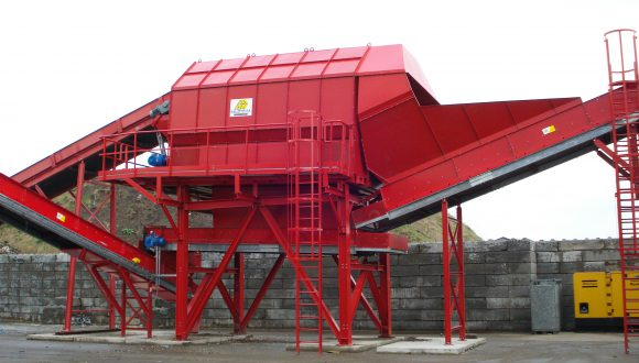 screening drum supplier
