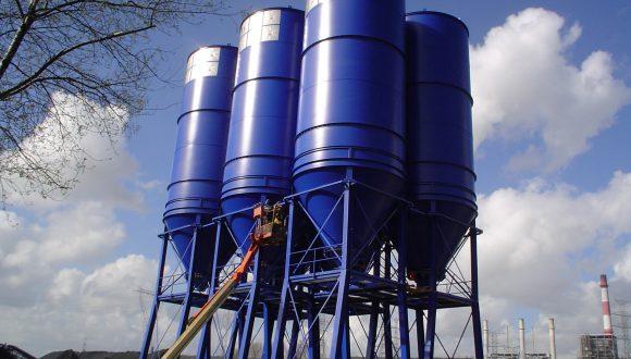 silo-coal