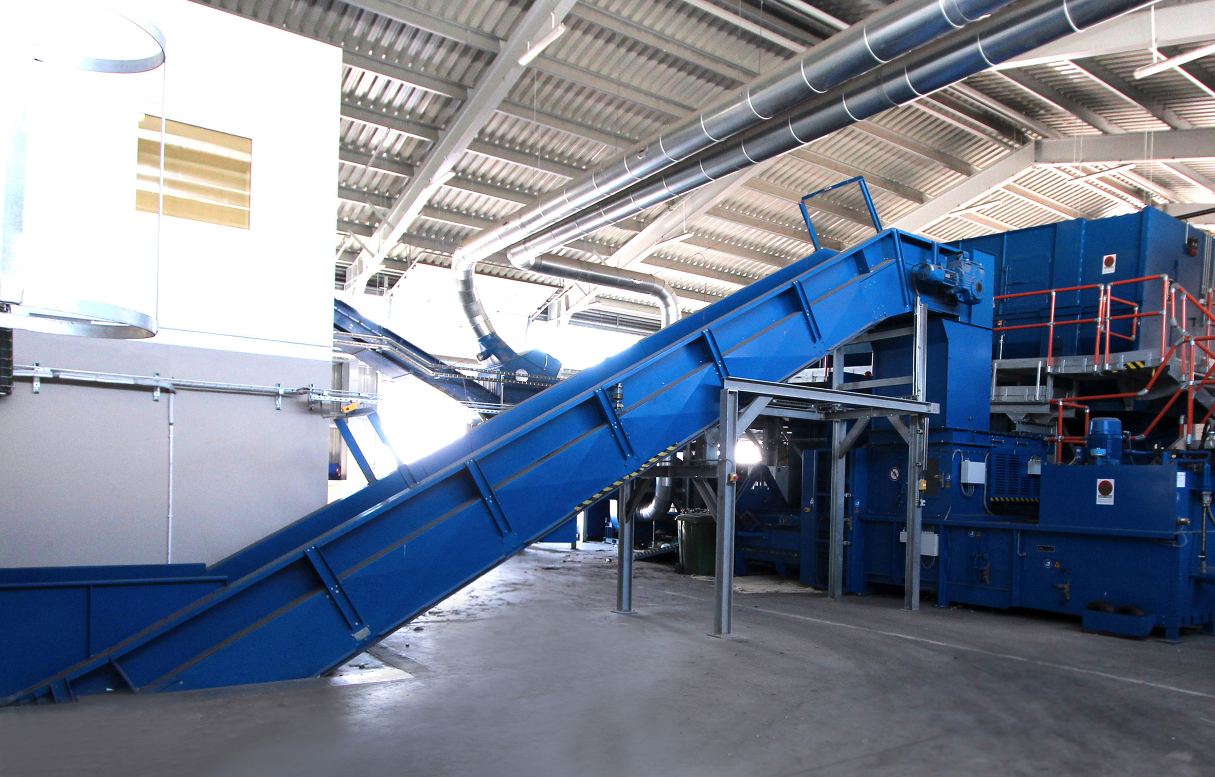 chain belt conveyor